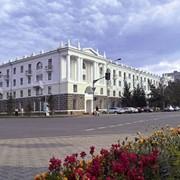 Гранд Парк Есиль 4* г. Астана фото