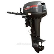 Лодочный мотор HDX T 9 9 BMS фото