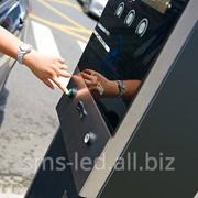 Системы контроля доступом и пожарной безопасности, шлагбаумы. фото