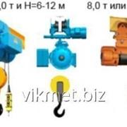 Болгарские взрывозащищенные электротали модели ВT (5 т, 24 м) фото