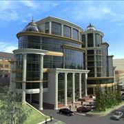 Архитектурное проектирование котеджей, домов, бизнес-центров фото