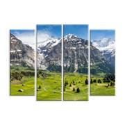 Картина Гриндельвальд, Швейцария фото