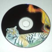 Печать на CD, DVD фото