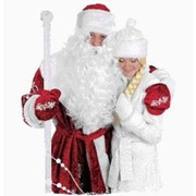 Дед Мороз и Снегурочка-у Вас дома! Барановичи, Ляховичи фото
