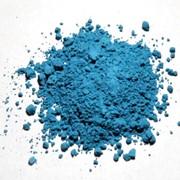 Пигмент фталоцианиновый голубой фото