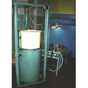 Рабочий эталон объёма и расхода газа колокольного типа РЕОВГ-0,2 фото