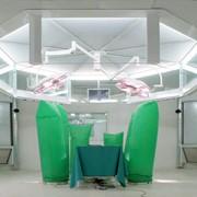 Строительство под ключ, Чистые помещения для медицины, Отделения интенсивной терапии, Боксы изоляции больных с ослабленной иммунной системой, Ожоговые отделения и боксы, Операционные фото