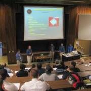 Организация и проведение презентаций фото