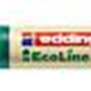 Набор флипчарт-маркеров Edding 32 EcoLine, 1-5 мм, 4 цвета фото