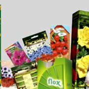 Разработка дизайн изготовление прочных упаковок для семян в Черкассах фото