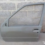 Передняя правая левая дверь ситроен ZX зх фото