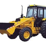 Ремонт погрузчиков-экскаваторов на базе трактора МТЗ и ЮМЗ фото