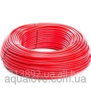 """Шланг, красный, эластичный, полиэтиленовый, 3/8"""", A4-E2006R фото"""