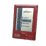 Универсальное портативное устройство для чтения электронных книг ECTACO jetBook. Легкий и портативный ECTACO jetBook - это целая библиотека у вас в кармане. Способный хранить тысячи книг на наиболее популярных в мире языках фото