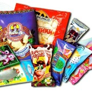 Упаковка для замороженных продуктов фото