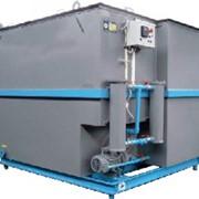 Установка разделения жидких сред и извлечения компонентов из эмульсий ТСГФ фото