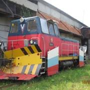 Тепловоз ТГМ-40С фото