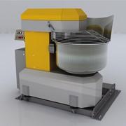 Спиральная тестомесильная машина SP 200K фото