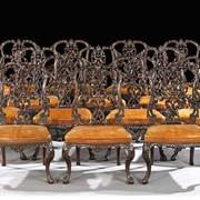 Реставрация и ремонт антикварных стульев фото