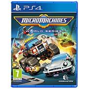 PS4: Micro Machines World Series фото