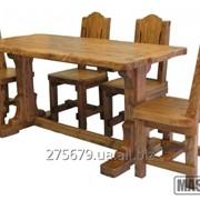 Мебель состаренная 004 фото