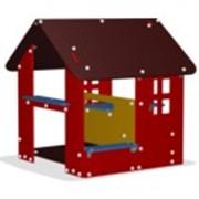 Детские игровые домики фото