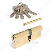 Секрет цинковый Imperial ZN 60 (30/30) (англ.ключ/ключ золото) (5 ключей) (ZN60 PB) №880645 фото