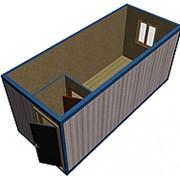 Металлический блок-контейнер БК-01 фото