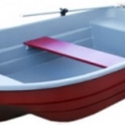 Стеклопластиковая лодка SCANDIC Eving 270 картоп фото