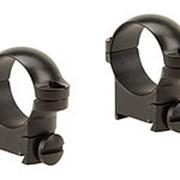 Кольца быстросъемные - винт No-Tap 26мм. на Sako, средние, матовые, металл фото