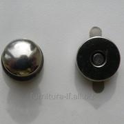 Кнопка магнитная, код 44011 фото