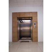 Лифты с машинным помещением фото