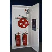 Шкаф встроенный с барабаном. фото