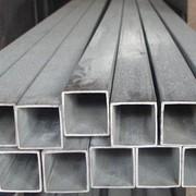 Труба алюминиевая квадратная, прямоугольная АД31Т ГОСТ 8617-81 фото