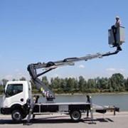Воздушные платформы в Кишиневе,Аренда оборудования в Молдове фото
