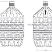 Пэт бутыль 19 литров  фото
