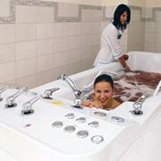 """Лечебные ванны в санатории """"Карпатия"""" фото"""