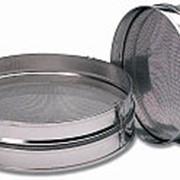 Сито д.300 (обечайка -оцинк.сталь; бронзовая сетка) фото