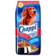 Корм для собак Chappi с говядиной 600 г фото