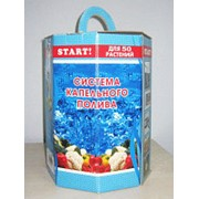 "Система капельного полива ""Start"", на 50 растений (Аква Дуся), N1592 фото"