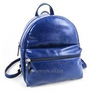 Рюкзак молодежный из искусственных материалов, модель 8416 фото