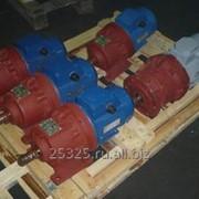 Мотор-редуктор 3МП31,5 лапы,фланец. фото