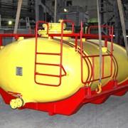 Производство цистерн для полуприцепов, прицепов, шасси грузовых машин из стеклопластика GRP. фото