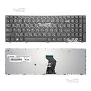 Клавиатура для ноутбука Lenovo V570, B570, B590 Series Gray Frame Black TOP-79814 фото