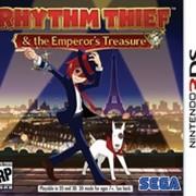 Игра Rhythm Thief & the Emperor's Treasure (3DS) фото