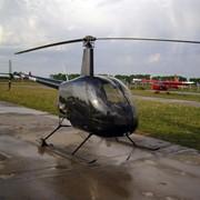 Полет на вертолете фото