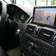 Установка навигационных систем фото