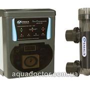 Хлоратор Emaux SSC недорогой для частных бассейнов с самоочищающимися электродами фото