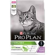 Pro Plan 7кг Sterilised Сухой корм для взрослых стерилизованных кошек Индейка фото