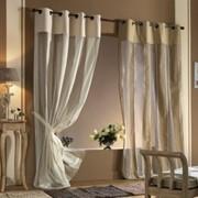 Дизайн штор для дома, гостиницы, ресторанов, детской комнаты, кухни, спальни, гостиной фото